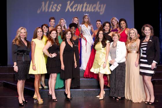 Forever Miss Kentucky Titleholders